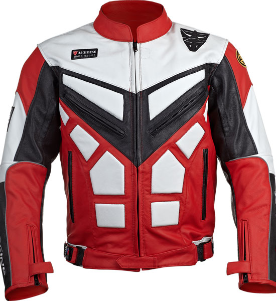 Mens Leather Coats/Jackets For Motorcycle Wear